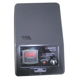 Стабилизатор напряжения SUNTEK релейно-электронного типа 11000 ВА.